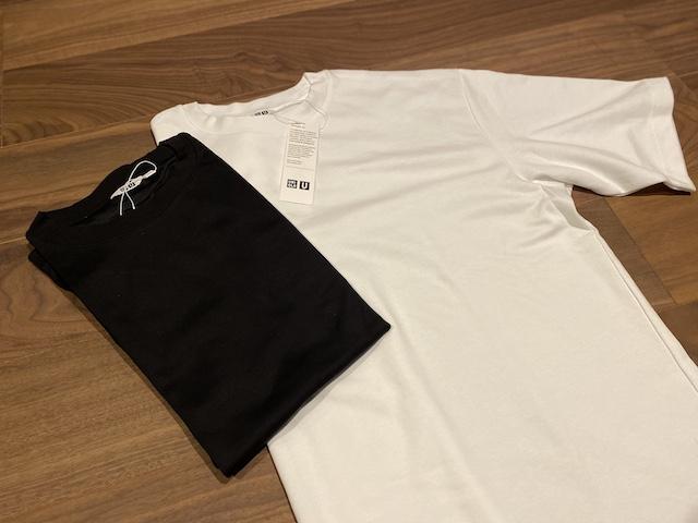 エアリズムコットンオーバーサイズTシャツ