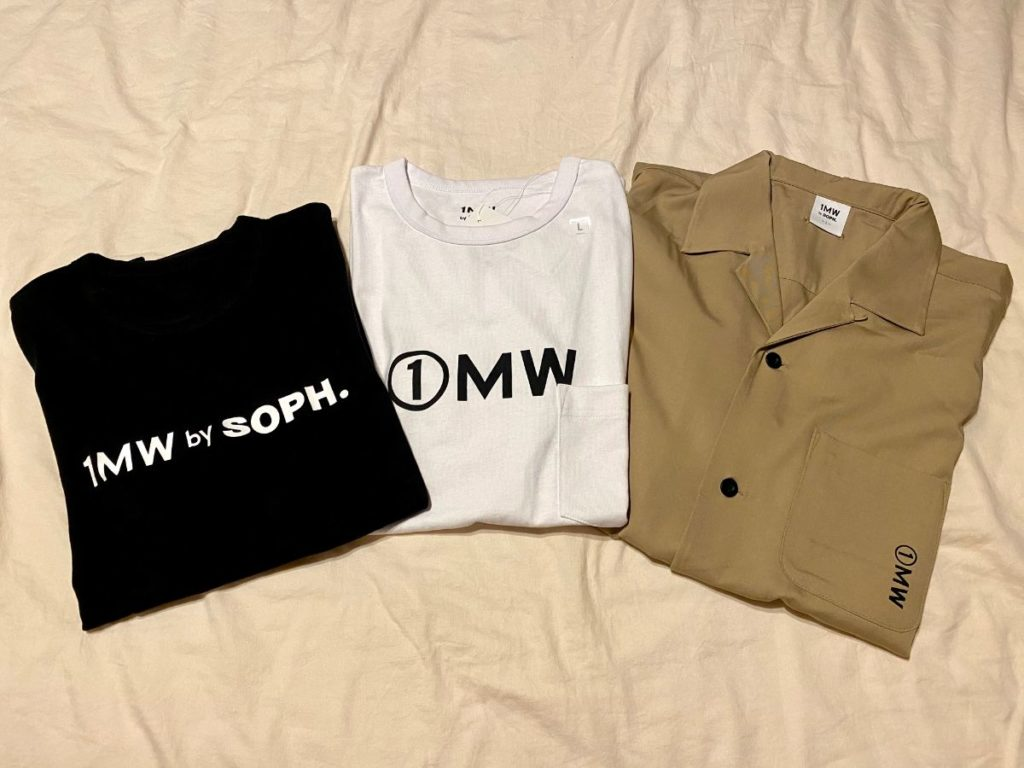 1MW by SOPH.MENS