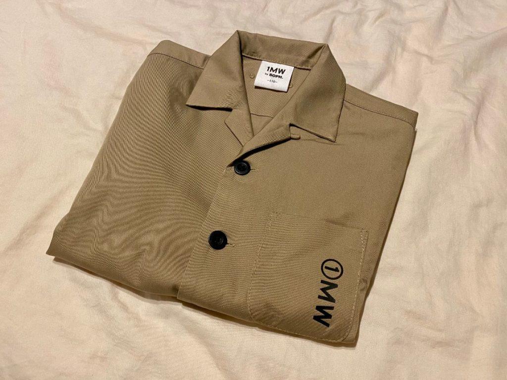 BOYSオープンカラーシャツ(5分袖)1MW by SOPH. 1