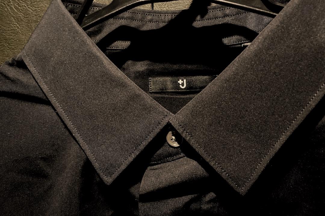 ユニクロ+Jスーピマコットン オーバーサイズシャツ